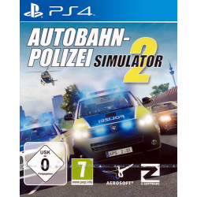 Autobahnpolizei Simulator 2 PS4 Playstation 4