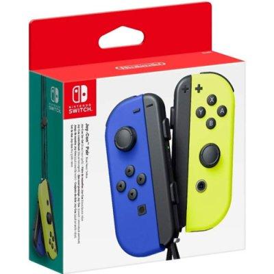 Switch Controller Joy-Con 2er blaugelb Nintendo...