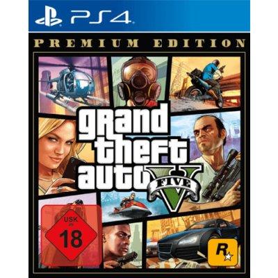 GTA 5 PS4 Playstation 4 Premium