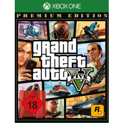 GTA 5 Xbox One Premium