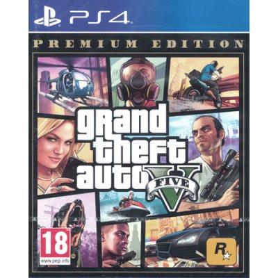 GTA 5 PS4 Playstation 4 Premium AT