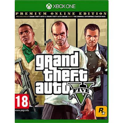 GTA 5 Xbox One Premium AT