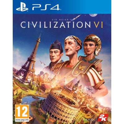 Civilization 6 PS4 Playstation 4 AT