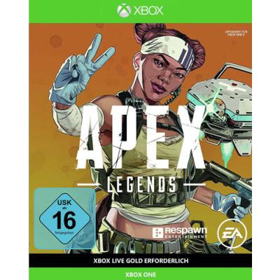 Apex Legends Xbox One Lifeline Ed. Code in a Box