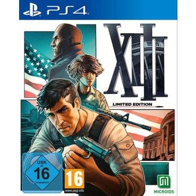 XIII PS4 Playstation 4 L.E.