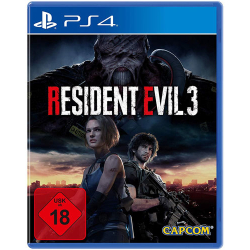 Resident Evil 3 PS4 Playstation 4