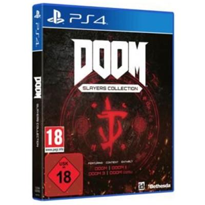 Doom Slayer Collection PS4 Playstation 4 Doom I + Doom II...