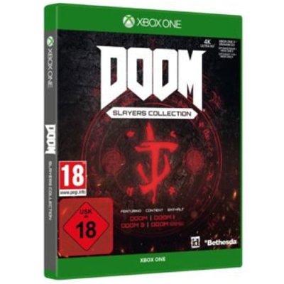 Doom Slayer Collection Xbox One Doom I + Doom II + Doom...