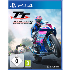 TT Isle of Man 2 PS4 Playstation 4 Tourist Trophy