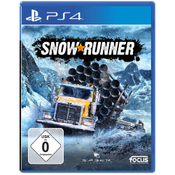 SnowRunner PS4 Playstation 4
