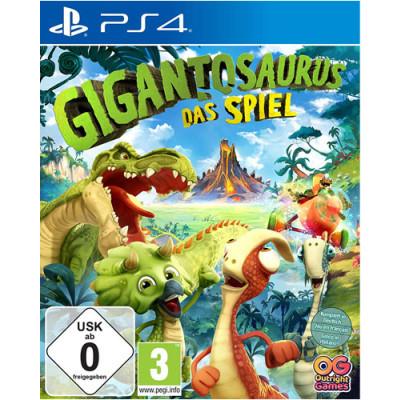 Gigantosaurus PS4 Playstation 4