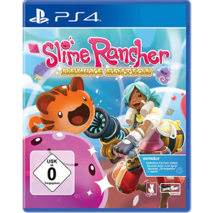 Slime Rancher PS4 Playstation 4 Deluxe Edition