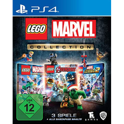 Lego Marvel Collection PS4 Playstation 4