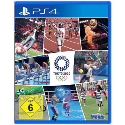 Tokyo 2020 PS4 Playstation 4