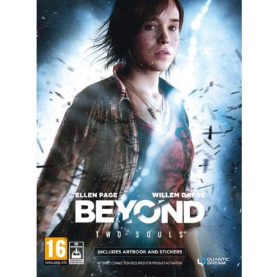 Beyond Two Souls PC PEGI