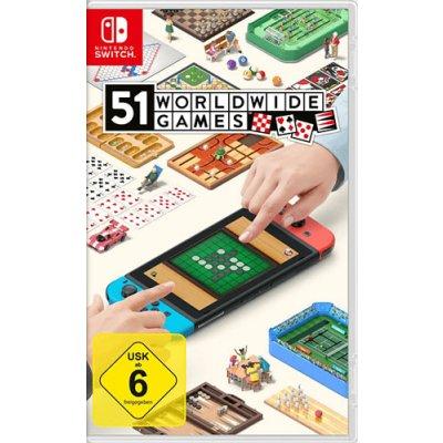 51 Worldwide Games Spiel für Nintendo Switch...
