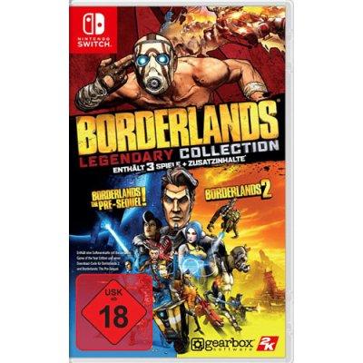 Borderlands Legendary Coll. Switch