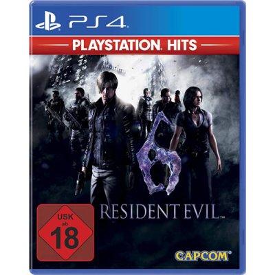 Resident Evil 6 PS4 Playstation 4 HD PSHits