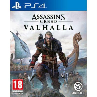 AC Valhalla PS4 Playstation 4 AT Assassins Creed Valhalla