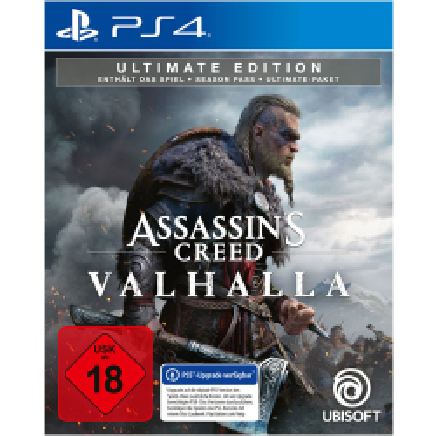 AC Valhalla PS4 Playstation 4 Ultimate Edition Assassins...