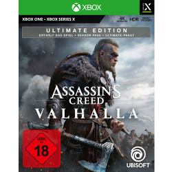 AC Valhalla Xbox One Ultimate Edition Assassins Creed...