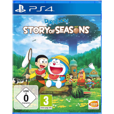 Doraemon Story of Seasons PS4 Playstation 4