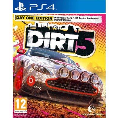 DiRT 5 PS4 Playstation 4 D1 AT