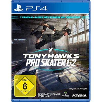 Tony Hawks Pro Skater 1+2 PS4 Playstation 4 Remastered