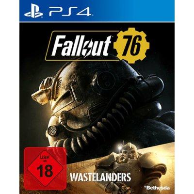 Fallout 76 PS4 Playstation 4 Wastelanders