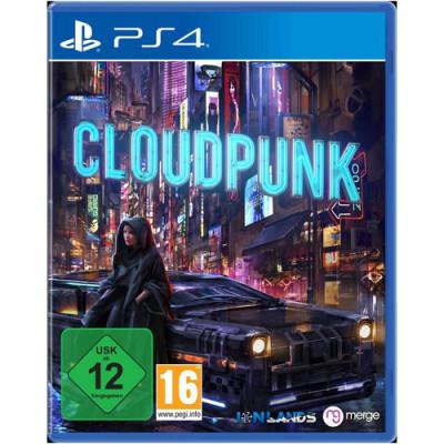 Cloudpunk PS4 Playstation 4