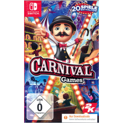 Carnival Games Switch (CIAB)