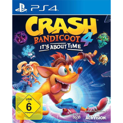 Crash Bandicoot 4 PS4 Playstation 4