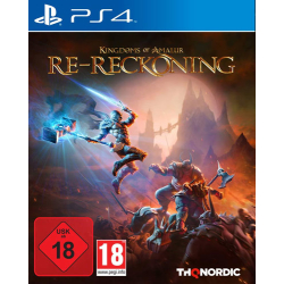 Kingdoms of Amalur Re-Reckoning PS4 Playstation 4
