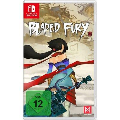 Bladed Fury Spiel für Nintendo Switch
