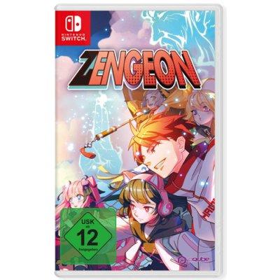 Zengeon Spiel für Nintendo Switch
