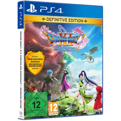 Dragon Quest XI PS4 Playstation 4 Def. Ed. Streiter des...