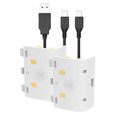 Spiel für Xbox Series X Battery:KIT SX white