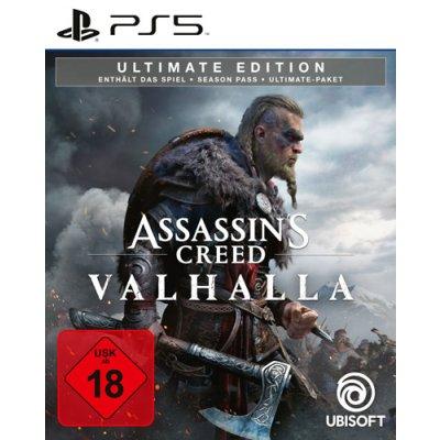 AC Valhalla Spiel für PS5 Ultimate Edition Assassins...