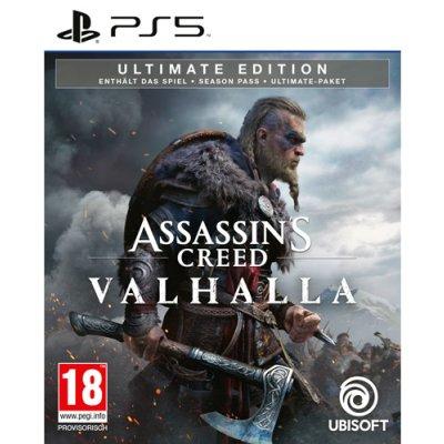 AC Valhalla Spiel für PS5 Ultimate Edition AT...