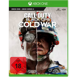 COD Black Ops Cold War Xbox One Call of Duty