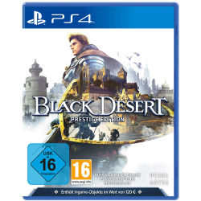 Black Desert PS4 Playstation 4 Prestige-Edition online