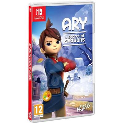 Ary and the Secret of Seasons Spiel für Nintendo...