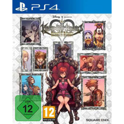 Kingdom Hearts Melody of Memory PS4 Playstation 4
