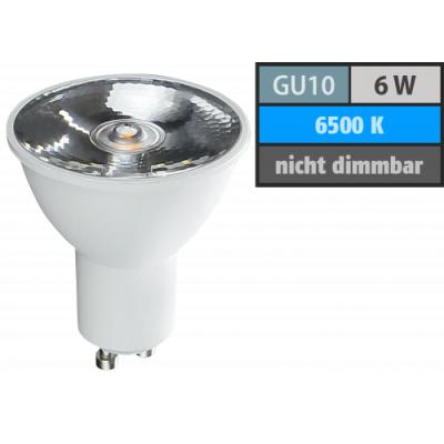 LED-Strahler GU10, 6W, 460 lm, tageslichtweiß,...