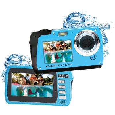 """Aquapix Unterwasserkamera W3048-I """"Edge"""" Eisblau"""