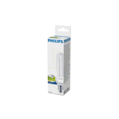 Philips Stabförmige Energiesparlampe E27/23W~100W/1390lm/6500K/CRI81/A/lmX