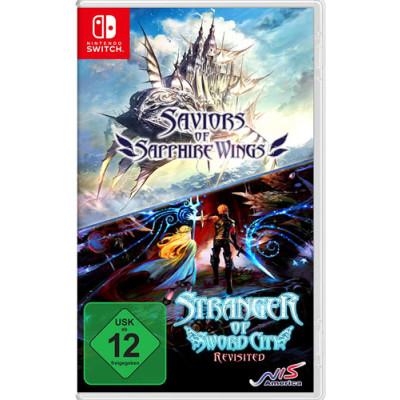 Saviors of Sapphire Wings Spiel für Nintendo Switch...