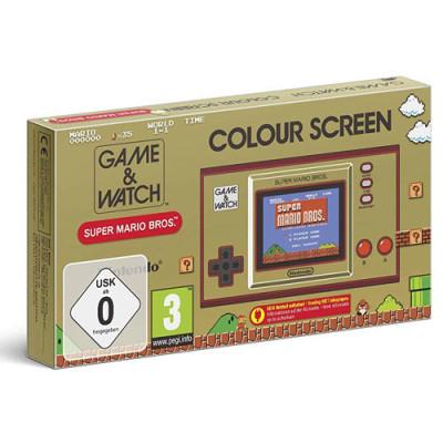 Game & Watch: Super Mario Bros. Handheld-Mini...