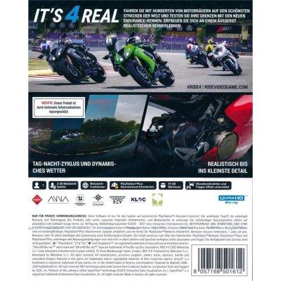Ride 4 für Sony PS5 Motorrad Rennspiel Playstation 5...