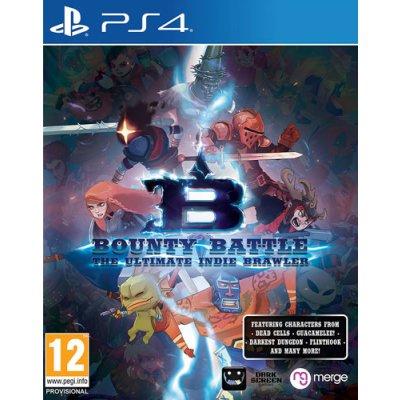 Bounty Battle Spiel für PS4 UK multi